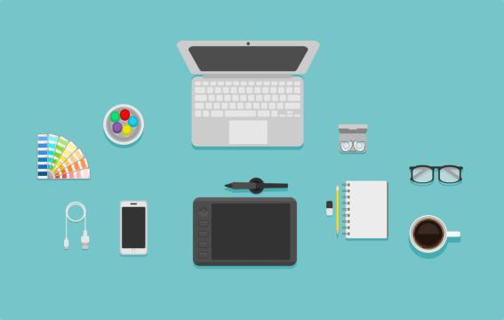 デザイナーとMacbook